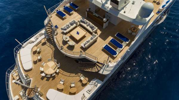 Yacht SERENITY - 5