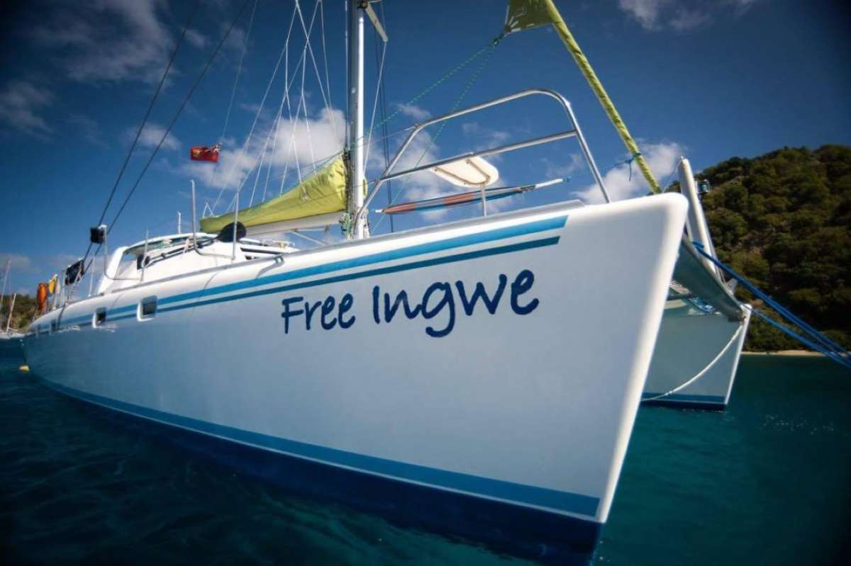 Charter with FREE INGWE on compassyachtcharters.com