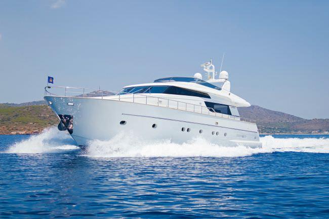 Yacht STELLA MAR