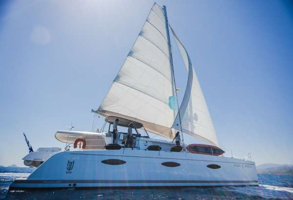Yacht HIGH JINKS II - 16