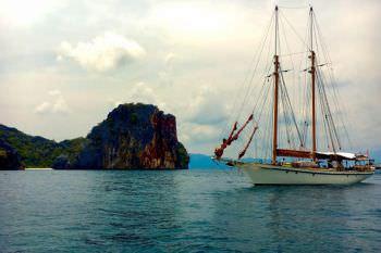 Yacht DALLINGHOO 3