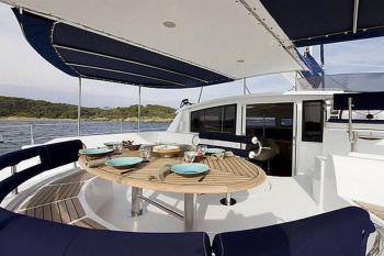 Yacht NIRVANA CAT 3