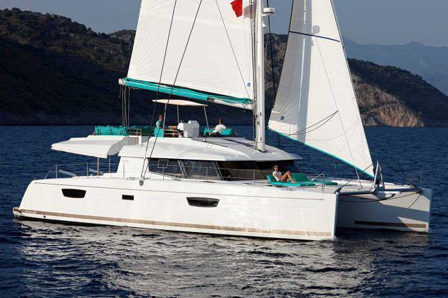 Yacht JIMJAMS