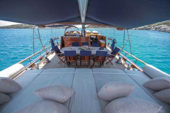 Yacht DULCINEA 3