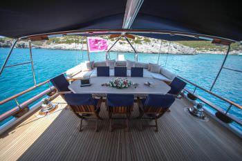 Yacht DULCINEA - 4