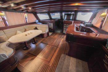 Yacht DULCINEA - 7