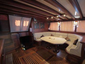 Yacht DULCINEA - 8