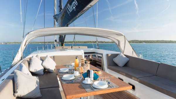 Yacht ALLEGRO - 13