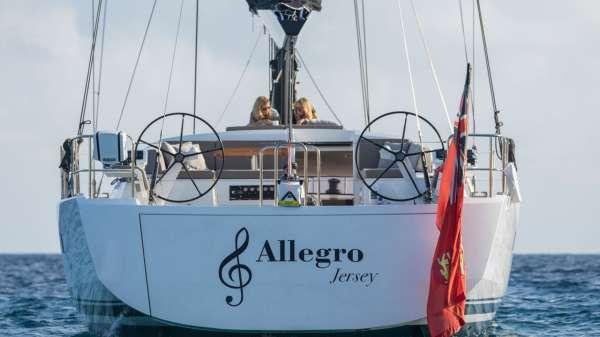 Yacht ALLEGRO - 17