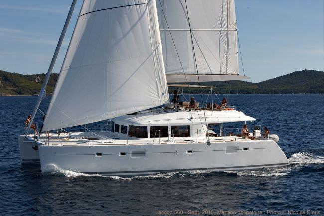 Yacht O CAT
