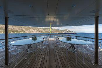 Yacht CHAKRA - 16
