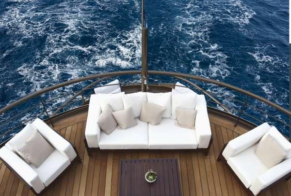 Yacht CHAKRA - 4