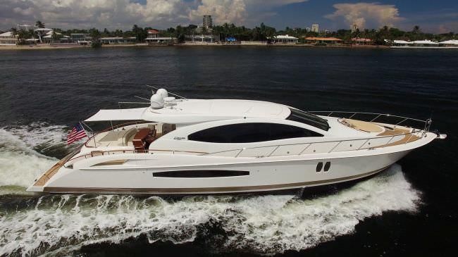 Yacht LADY H