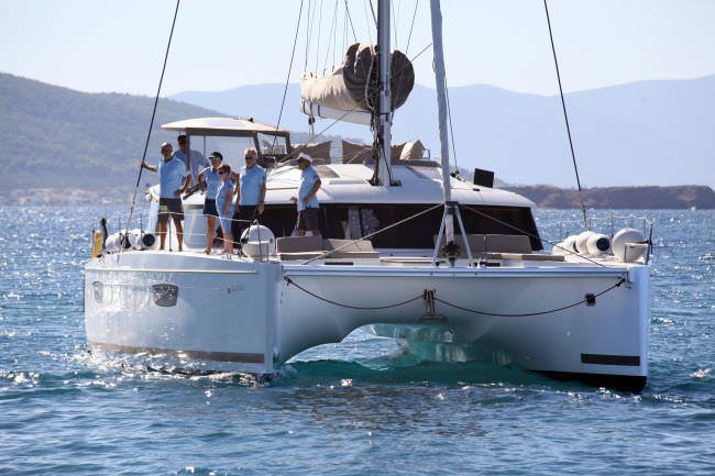Yacht TIZIANO