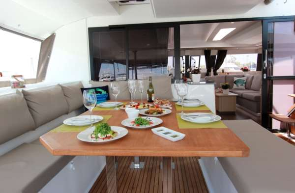 Yacht TIZIANO 3