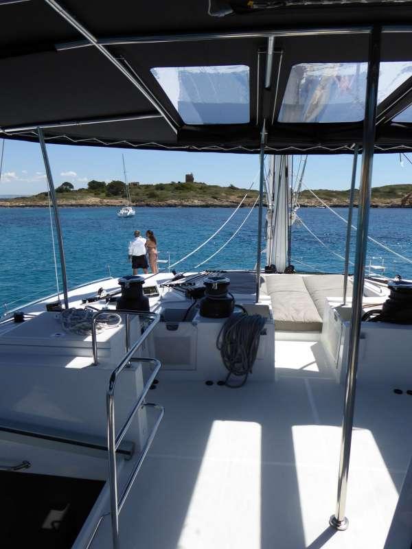 Yacht LADY M - 12