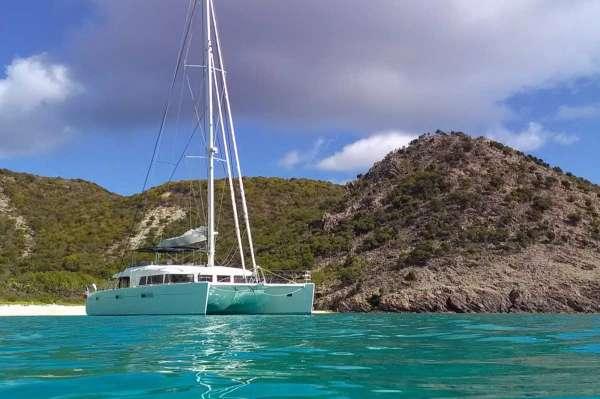 Yacht LADY M - 17