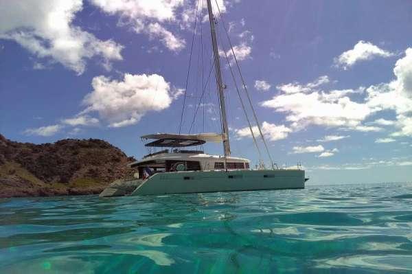 Yacht LADY M - 18