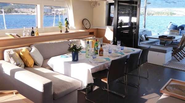 Yacht LADY M - 4