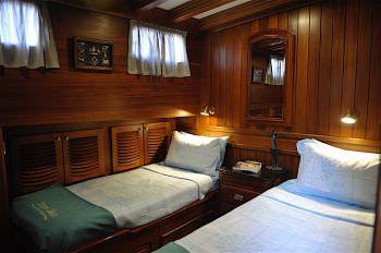 Yacht CARPE DIEM 1 - 8