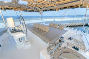 Yacht LAZY BEACH - 10