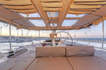 Yacht LAZY BEACH - 12