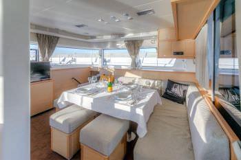 Yacht LAZY BEACH - 15
