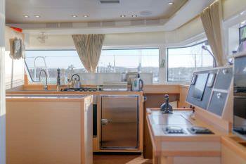 Yacht LAZY BEACH - 17