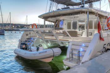 Yacht LAZY BEACH - 18