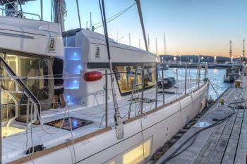 Yacht LAZY BEACH - 19