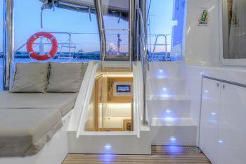 Yacht LAZY BEACH - 5