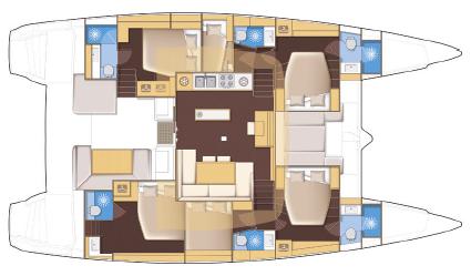 LAZY BEACH's layout