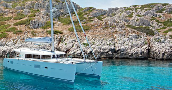 Yacht CACIARDA