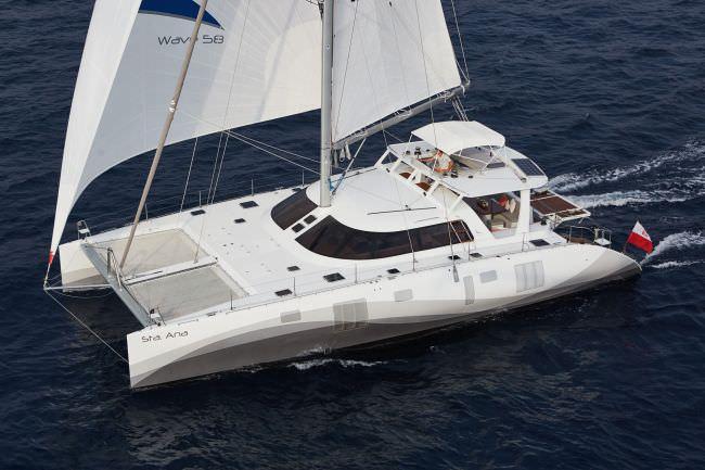 Yacht SANTA ANA