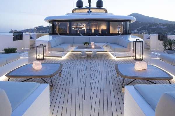 Yacht SEVEN SINS II - 13