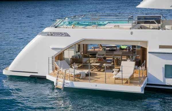 Yacht SEVEN SINS II - 15