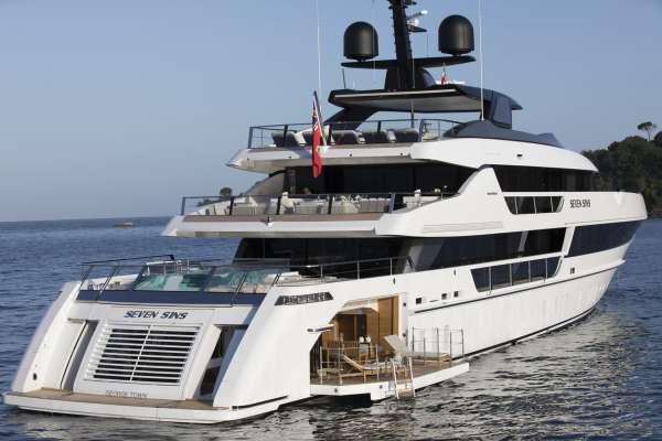 Yacht SEVEN SINS II - 16