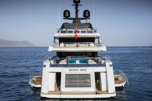 Yacht SEVEN SINS II - 18