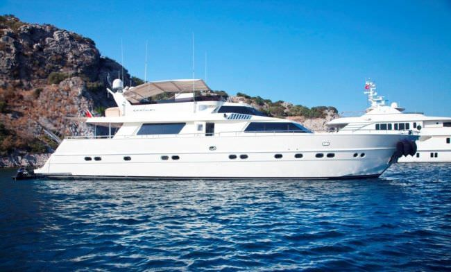 Yacht CAELUM