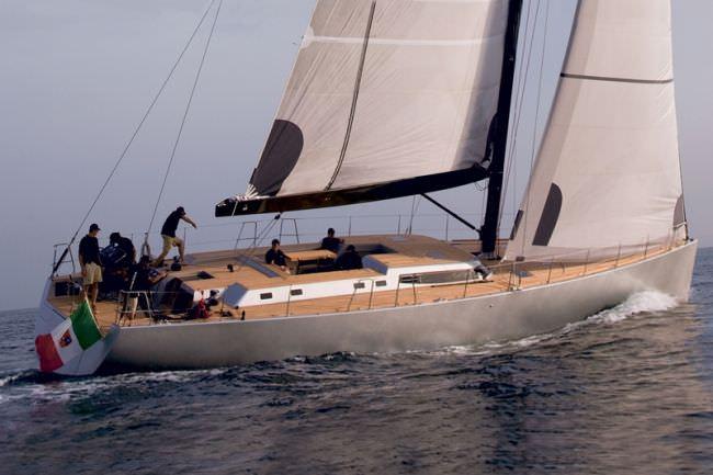 Yacht ISY 71