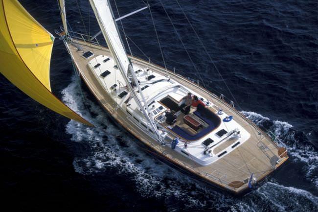 Yacht CAPRICE