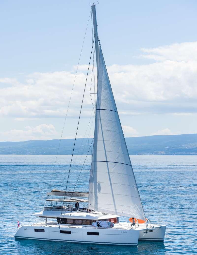 Imbarcazione OPAL