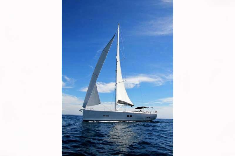 Yacht XIMERA