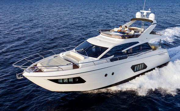 Yacht ABSOLUTE 60
