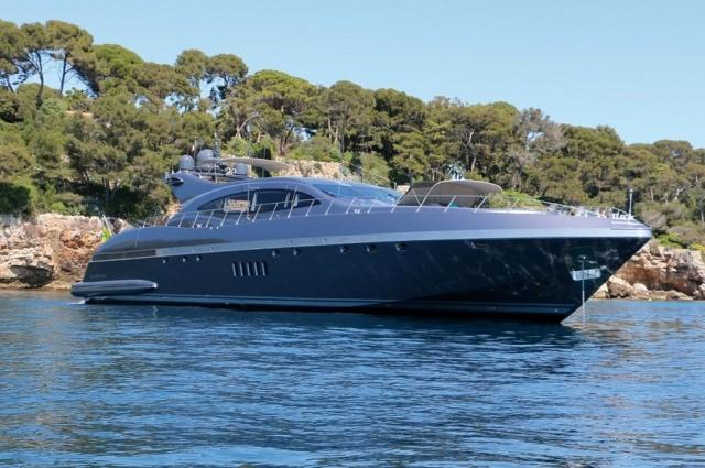 Yacht JFF 103