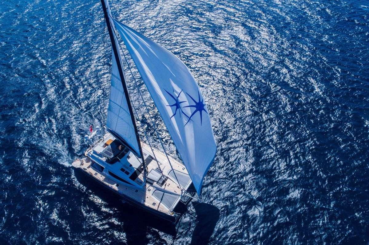 Yacht NAMASTE