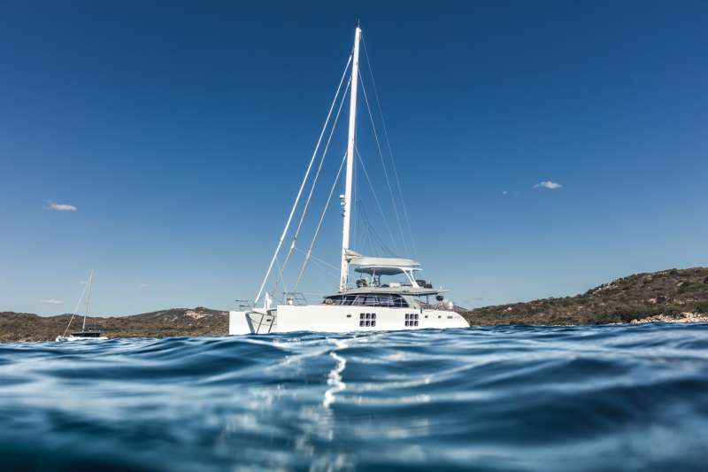 Catamaran ADEA