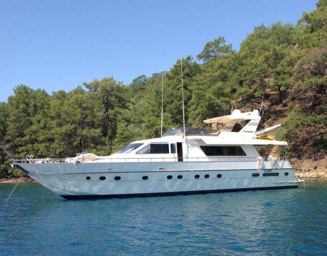 Yacht SANTA SOFIA