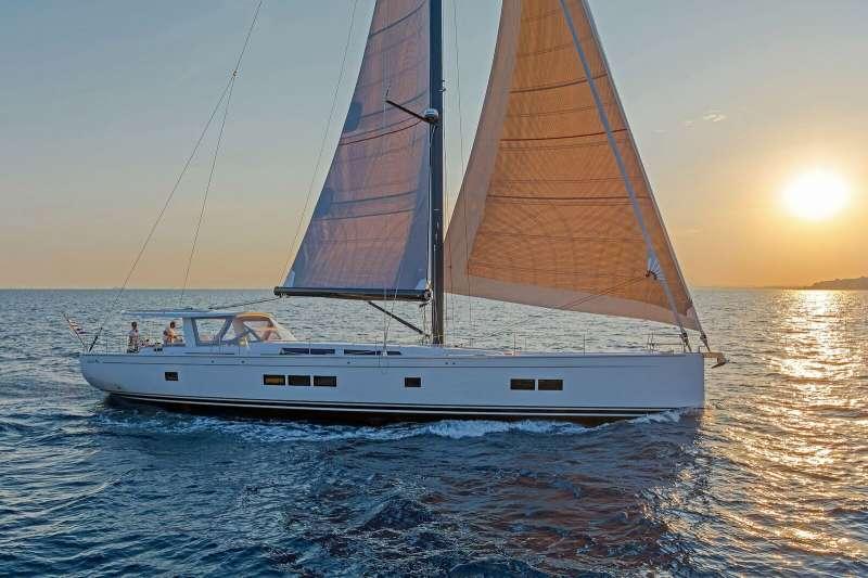 Yacht NADAMAS