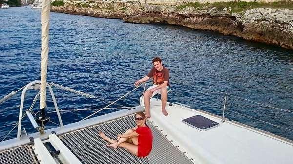 Yacht HAWKEYE - 14
